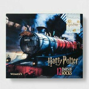 Accessories - Harry Potter 12 Days of Socks Advent Calendar